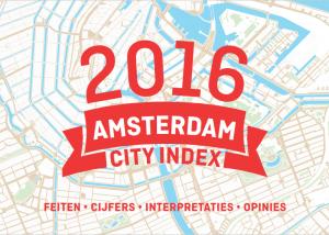 Amsterdam City index 2016