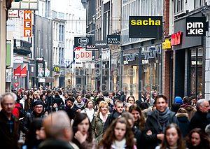 Winkels, nu en in de toekomst