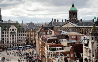 Amsterdam City index 2017 in de pers