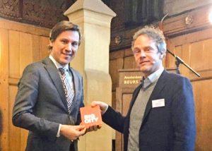 Amsterdam City index 2017 gestegen naar 120