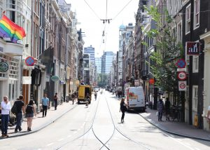 Wat is nu de toekomstvisie van het Amsterdamse detailhandelsbeleid 2018-2022?
