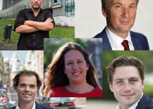 Dinsdag 23 januari 2018  Verkiezingsdebat Amsterdam City & KHN Amsterdam