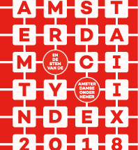 Amsterdam City index 2018 met twee punten gestegen