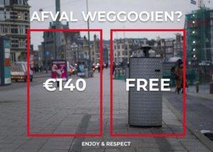 In Amsterdam kán en mag alles….tot een bepaalde hoogte