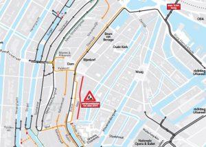 Nieuwe verkeersroutes Centrum per 21 juli 20 uur