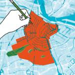 Economische les met Nieuwe Amsterdam City index op 23 januari