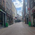 Spookcentrum Amsterdamse binnenstad