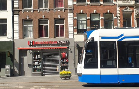 Dreigende kaalslag van ondernemingen in Amsterdam