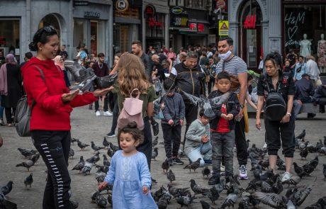 De stad wordt drukker, maar voor winkels is het nog lang niet genoeg