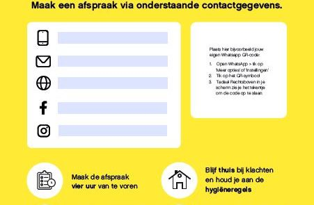 Private shopping – hoe doen we dat?