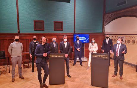 Amsterdam City Verkiezingsdebat compilatie