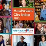 Amsterdam City index voor het eerst onder de 100