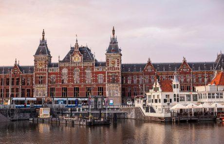 Parkeren in het centrum van Amsterdam voor 50%